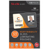 GBC Laminating Pouches 54x86mm 125 Micron Pack of 100