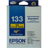 Epson C13T133694 - 133 Ink Cartridge Value Pack Assorted Colours