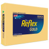 Reflex Copy Paper Tinted A4 80gsm Gold Ream of 500