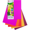 Quill Colour Copy Paper A4 80gsm Hot Colours Assorted Pack of 100
