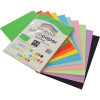 Rainbow Office Copy Paper A4 80gsm Standard Assorted Pack of 100