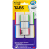 Post-It 686-VAD1 Durable Tabs 50mm & 25mm Assorted Colours Value Pack of 114