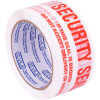 Stylus SP250 Security Seal Tape 48mmx66m Red on White