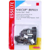 Esselte Nalclip Refills Small Stainless Steel Pack Of 50