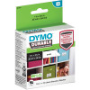 Dymo Labelwriter Durable White White Labels 25mmx54mm Pack of 160