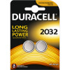 Duracell Speciality Button Cell Batteries DL2032 Lithium Pack of 2
