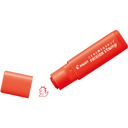 Pilot FriXion Stamp Monster Red