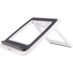 Fellowes Ispire Laptop Quick Lift Adjustable Height and Angle