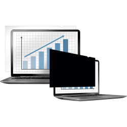 Fellowes PrivaScreen Privacy Filter 15.4 Inch Widescreen