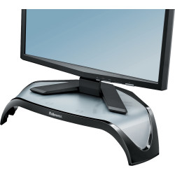 Fellowes Monitor Riser Smart Suites Up To 21 Inch or 10kg Black