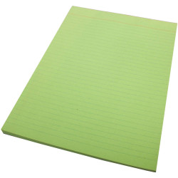 Quill Colour Bond Pads A4 70 Leaf Green