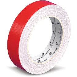 Olympic Wotan Cloth Tape 25mmx25m Red