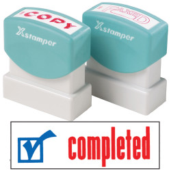 XStamper Stamp CX-BN 2026 Completed With Icon