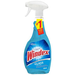 Windex Glass Cleaner Trigger 500ml
