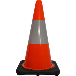 Maxisafe Traffic Cones Reflective 450mm